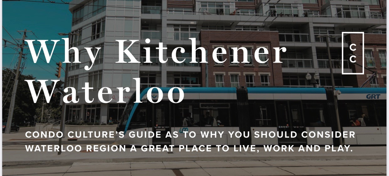 Why Invest in Kitchener-Waterloo